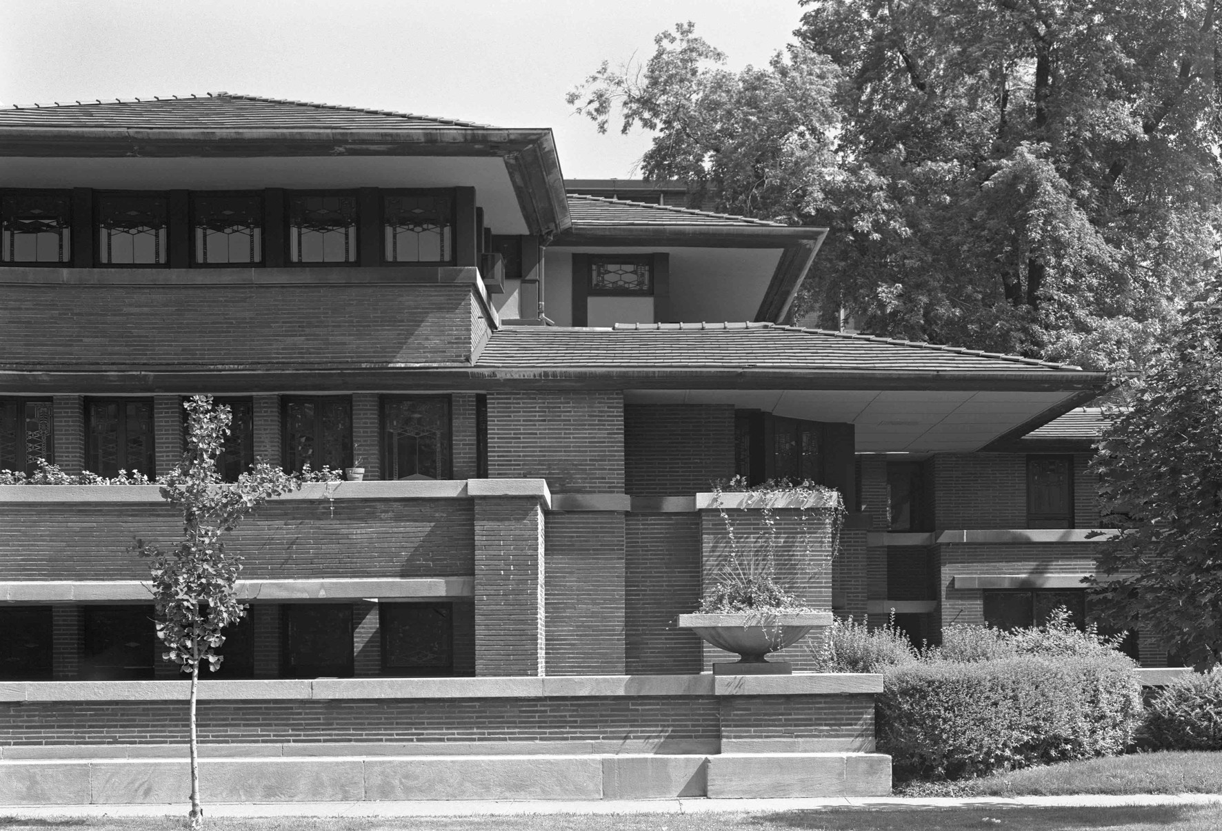 Frederick Robie house / Getty Images