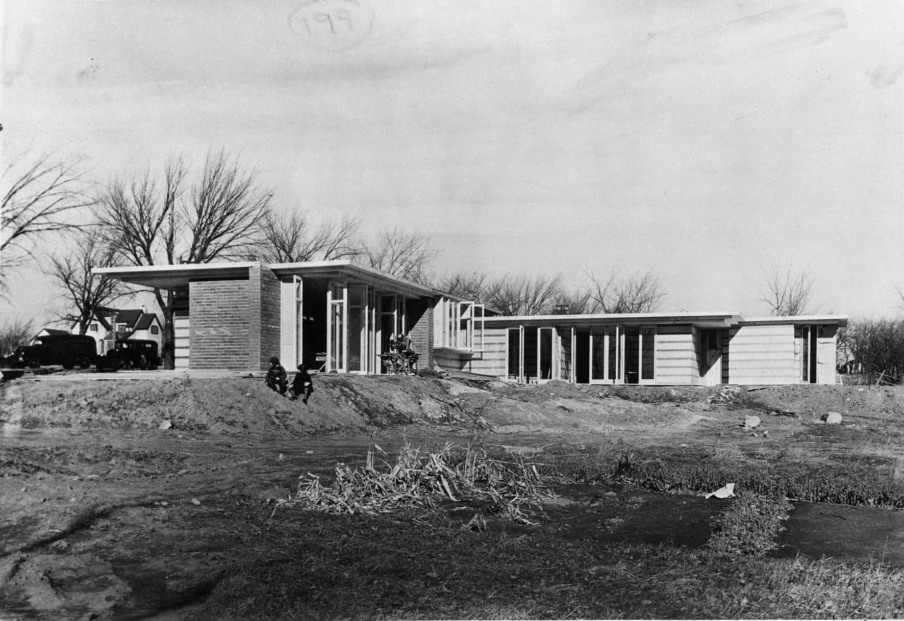 The Herbert Jacobs Residence / Getty Images