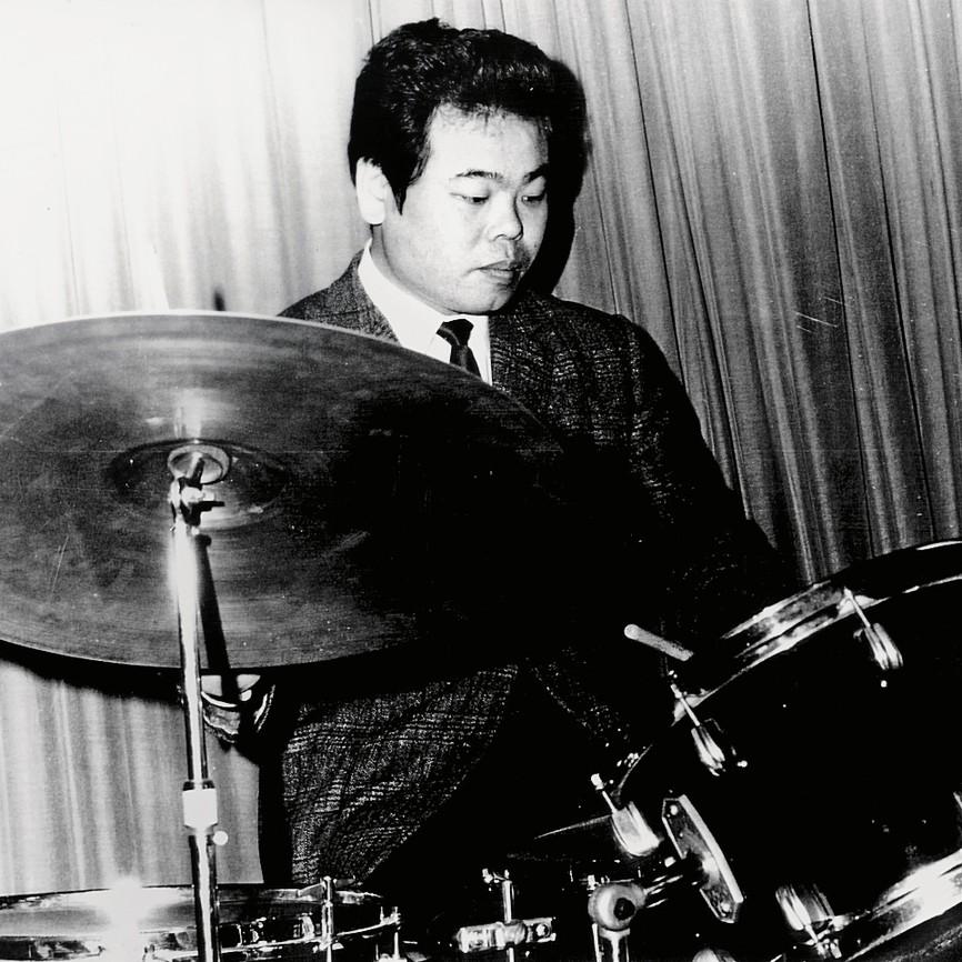 Дайсуке Инуе. Ударник. Начало 1960-х.