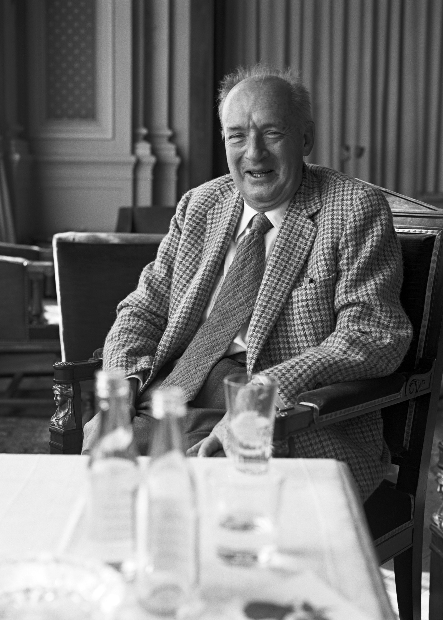 Владимир Набоков жил наседьмом этаже отеля «Монтре-Палас» вшвейцарском кантоне Во с1961 года досвоей смерти в1977-м.