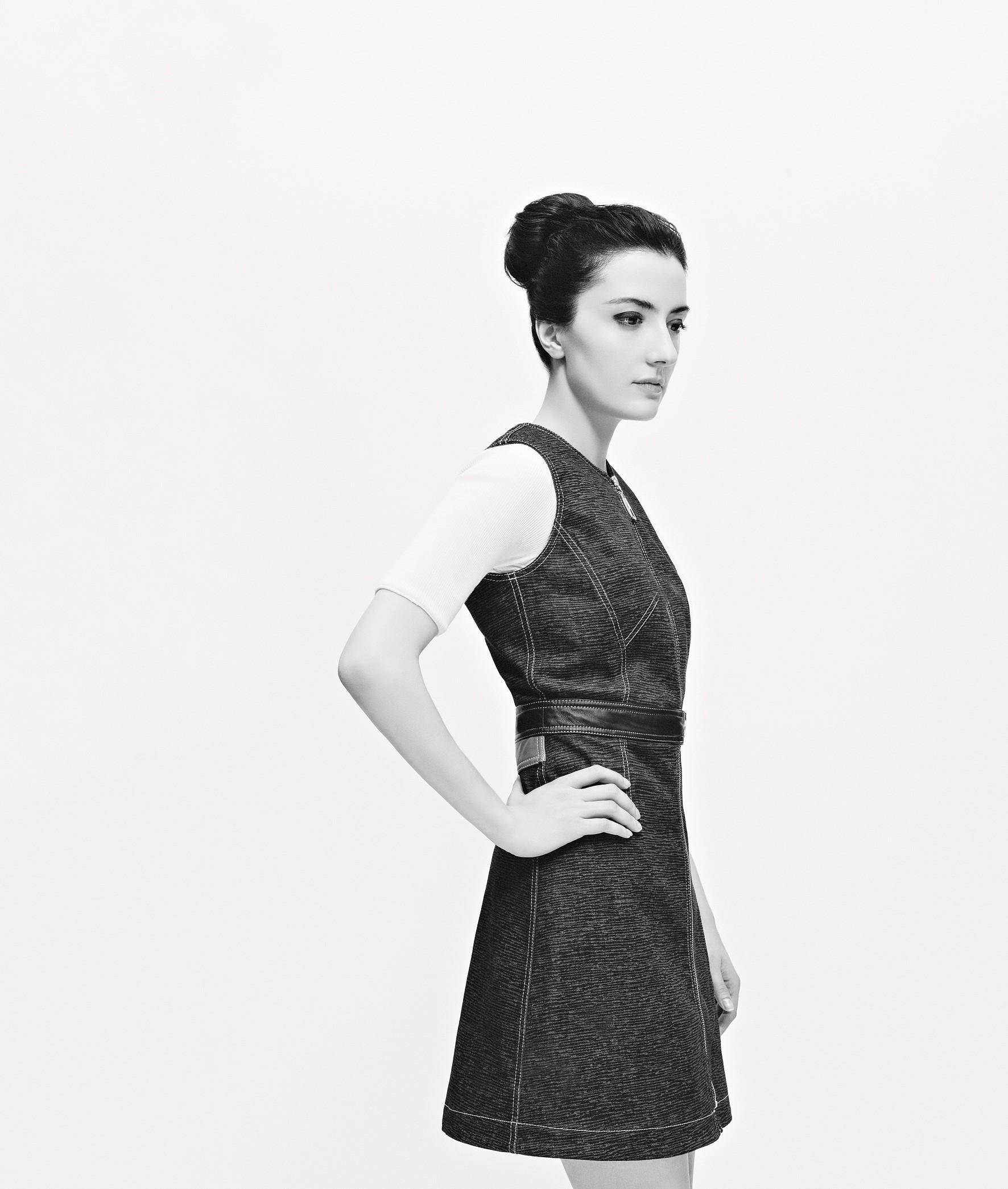 НаАлисе: платье, топ, LOUIS VUITTON