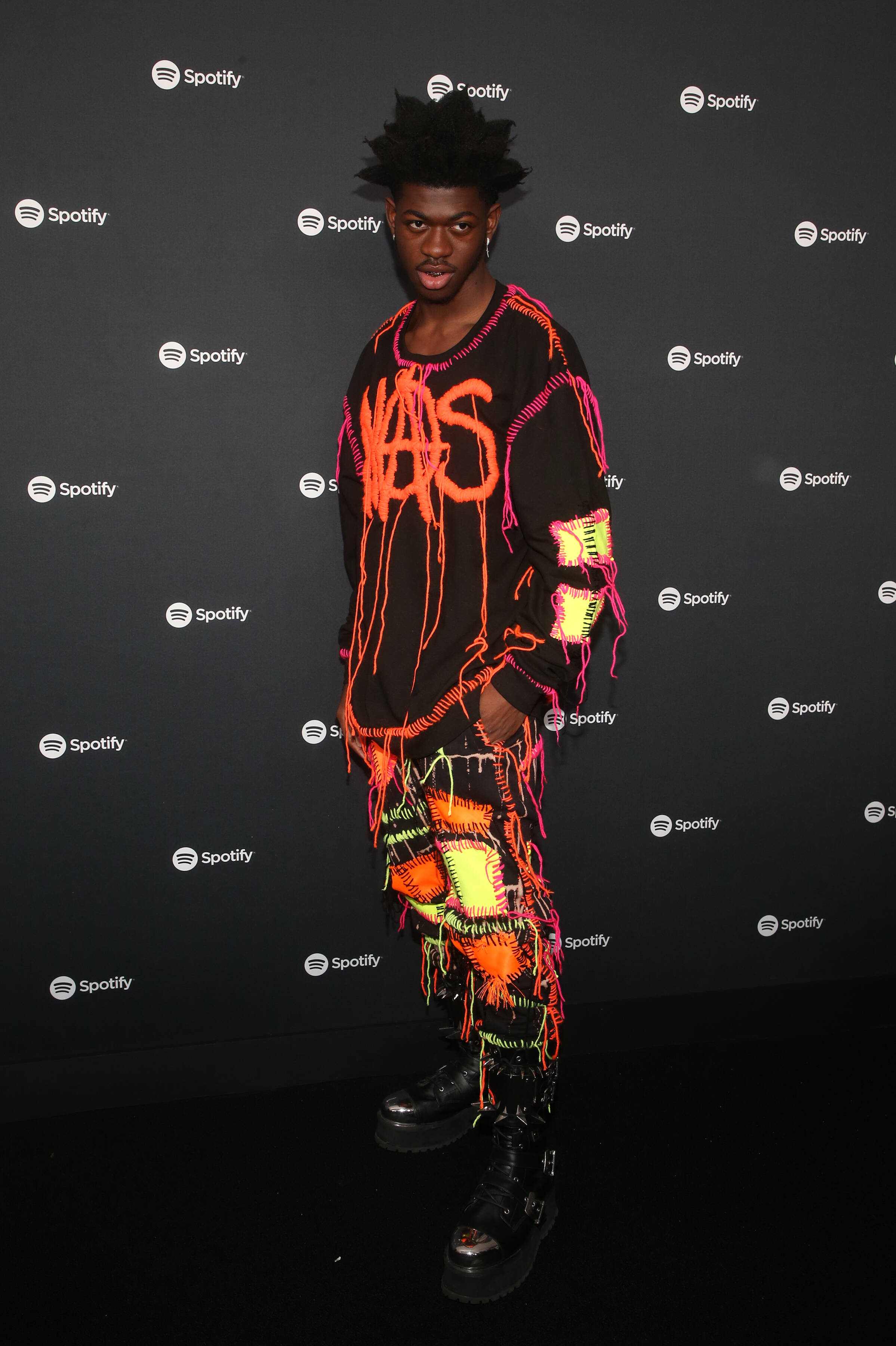 На вечеринке Spotify, 2020