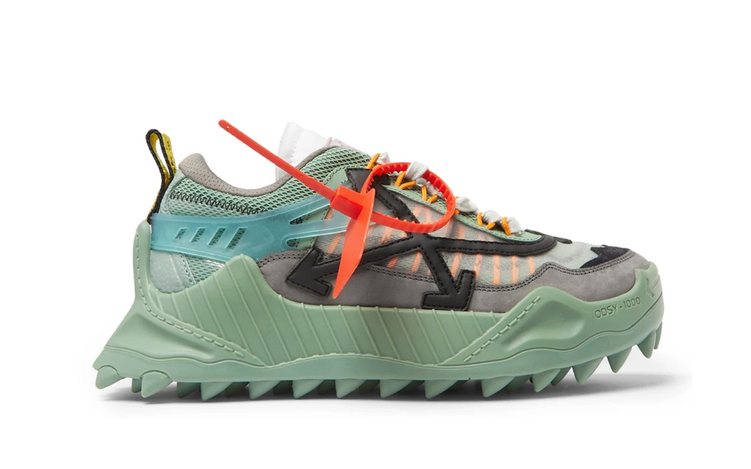 Off-White Odsy-1000 Low Top Sneakers, €515