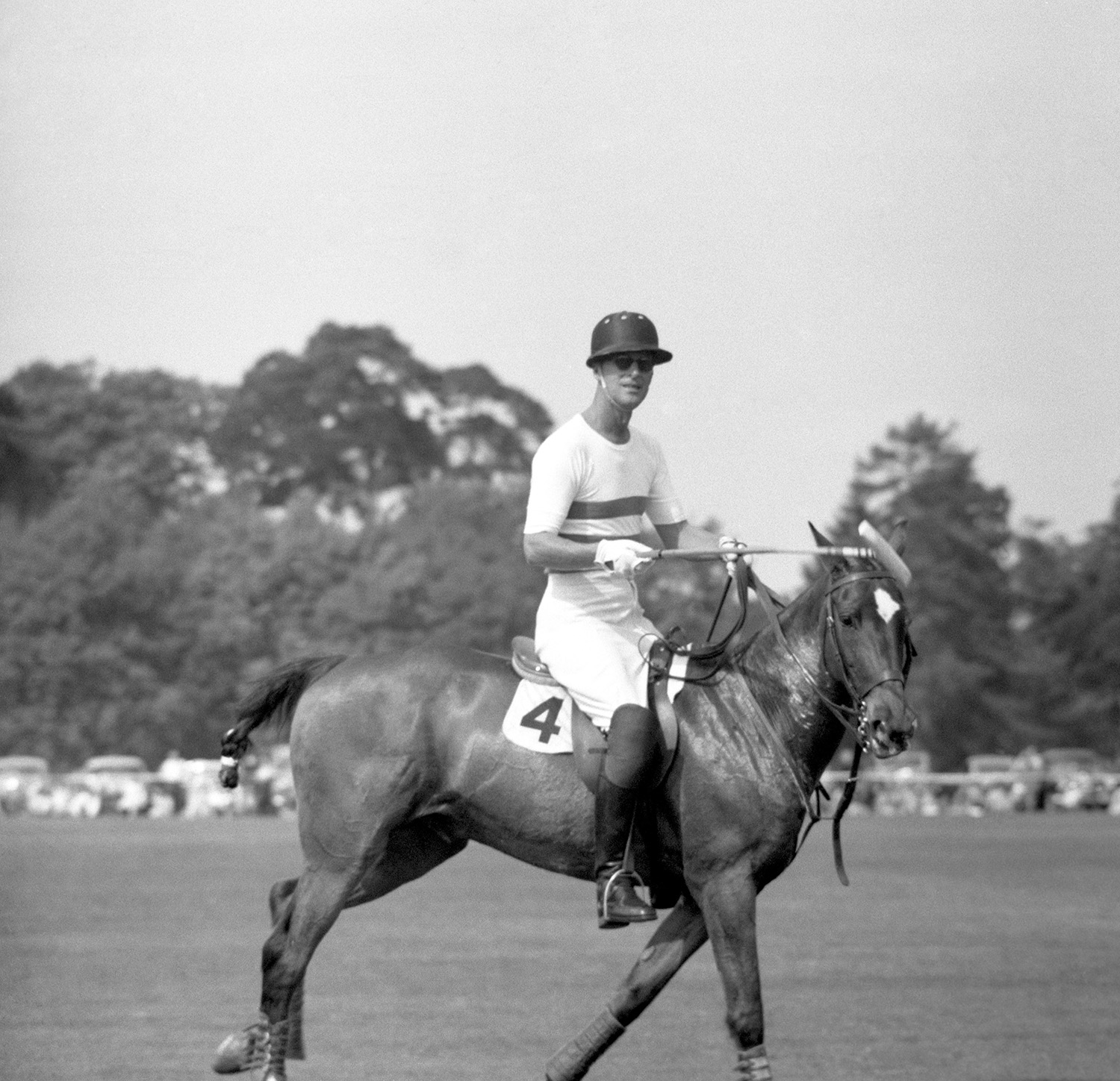 Royalty - Duke of Edinburgh - Polo Match - Windsor Great ParkThe Duke of Edinburgh plays polo at Smith's Lawn, Windsor Great Park, as a member of the Welsh Guards team.