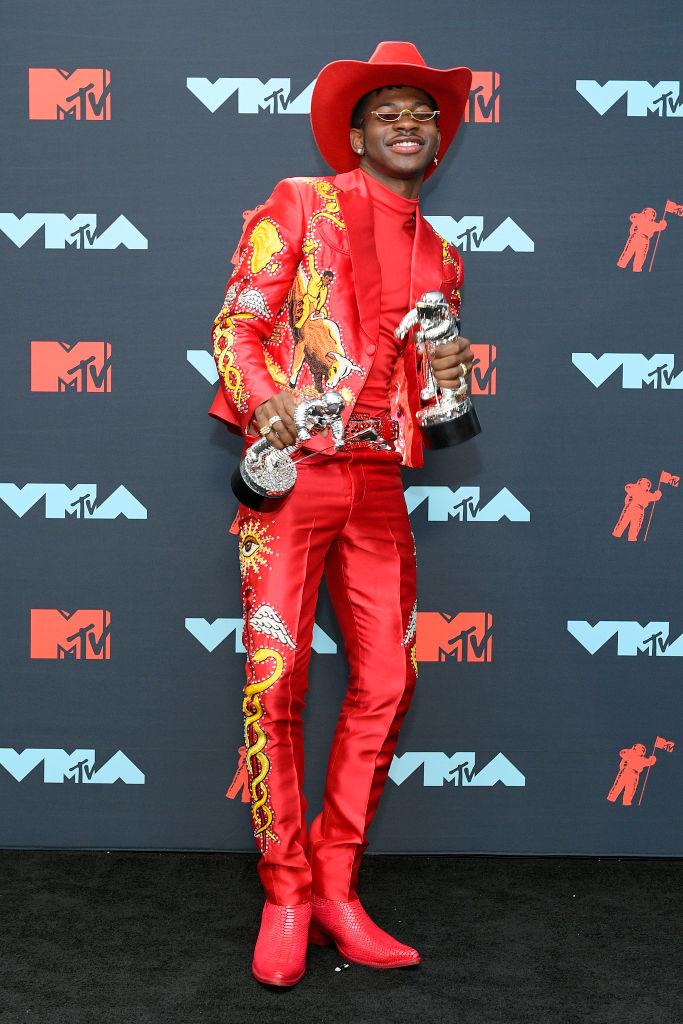 Lil Nas X получил свои награды