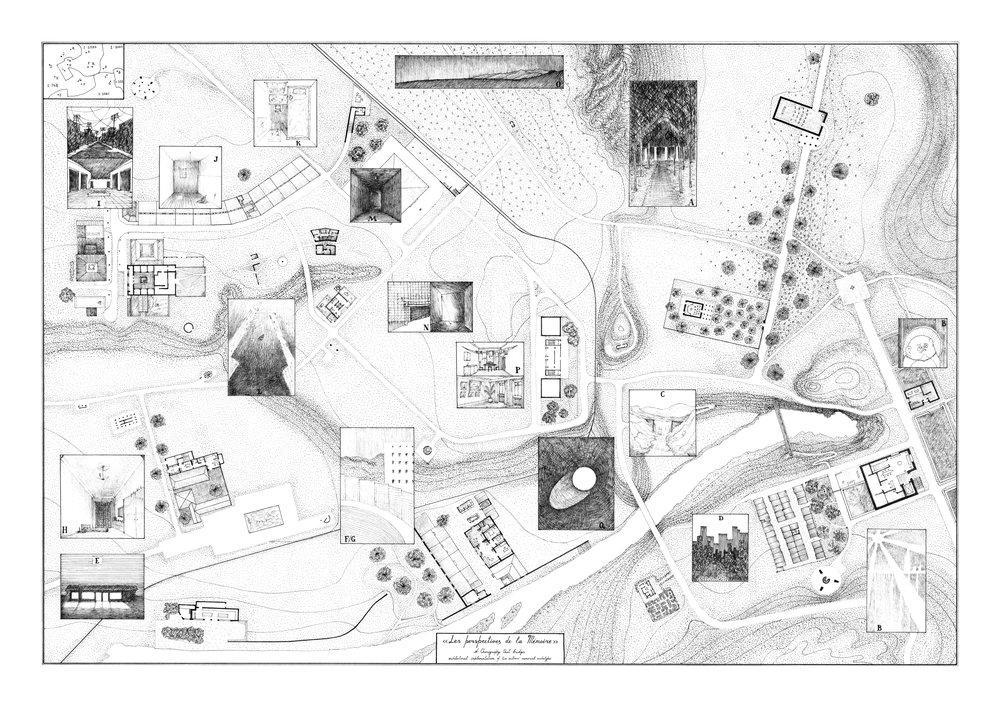 «Перспективы памяти. Хорография, которая соединяет: архитектурное воплощение мемориальных архетипов двух авторов»  Михаил Микадзе иОят Шукуров, АБ «Хора»