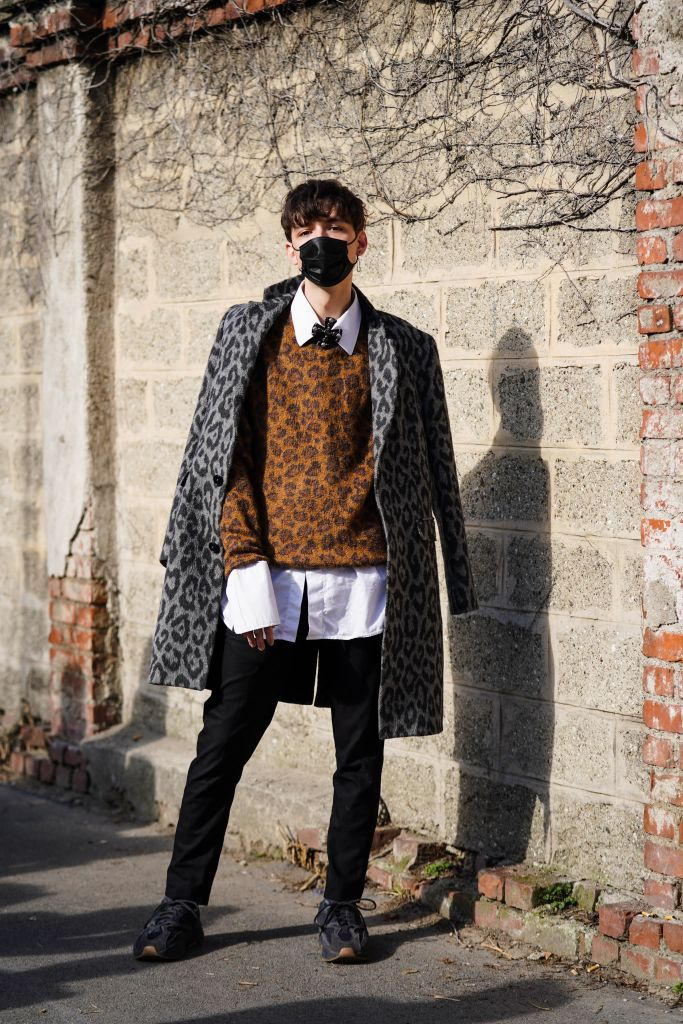 На неделе моды вМилане