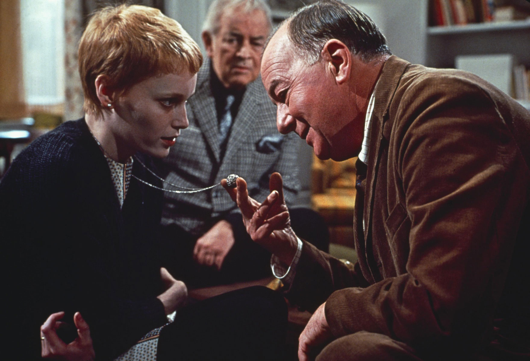 Mia Farrow Rosemary's Baby (1968)