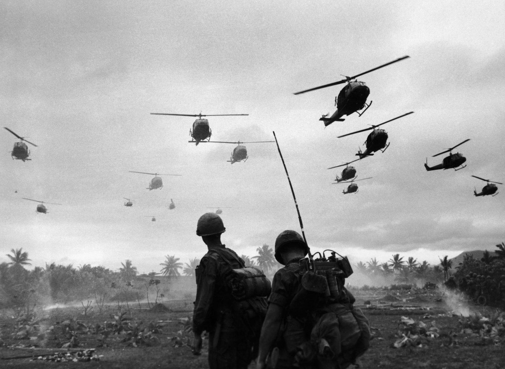 Американские военные во Вьетнаме