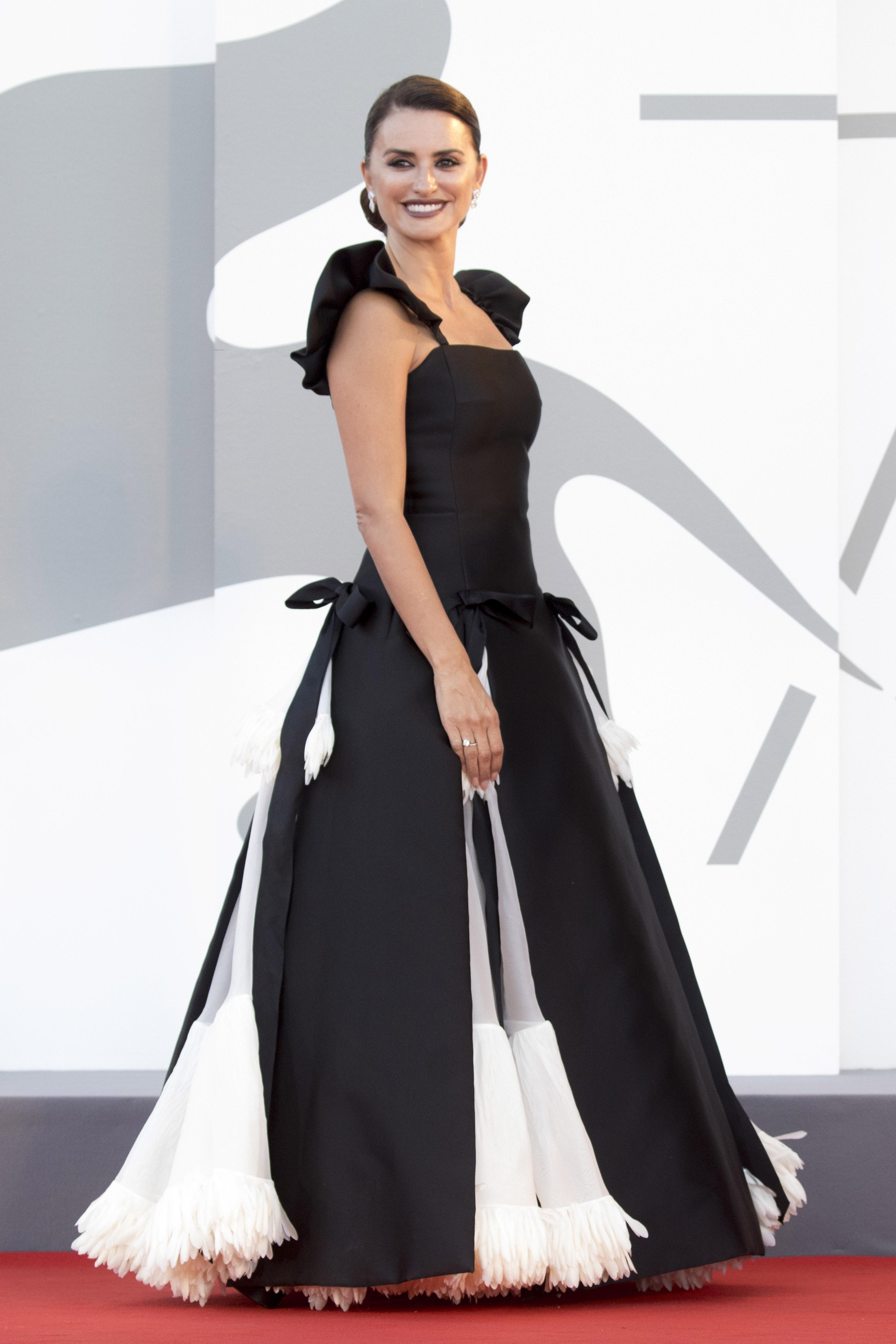 Пенелопа Крус вChanel Haute Couture