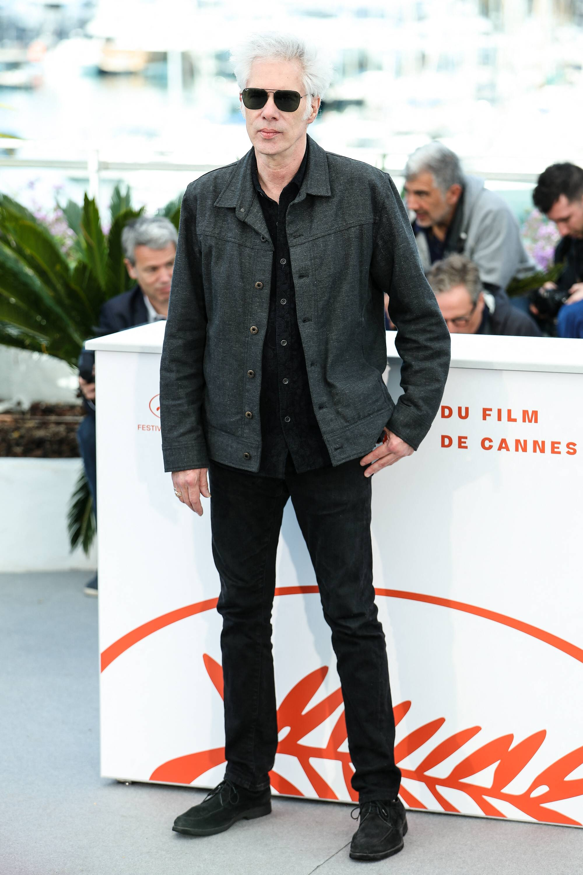 CANNES - MAY 15: Jim JARMUSCH On THE DEAD DONT DIE Photocall During The 2019 Cannes Film Festival On May 15, 2019 At Palais Des Festivals In Cannes, France. КРЕДИТ Lyvans Boolaky ImageSPACE MediaPunch/Legion Media