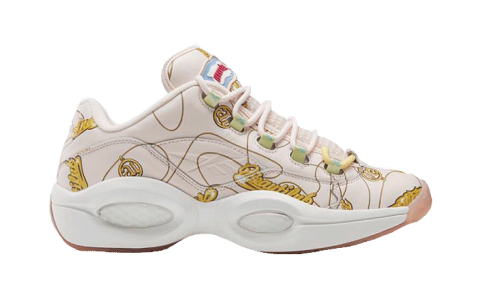 BBC Ice Cream x Reebok Question Low