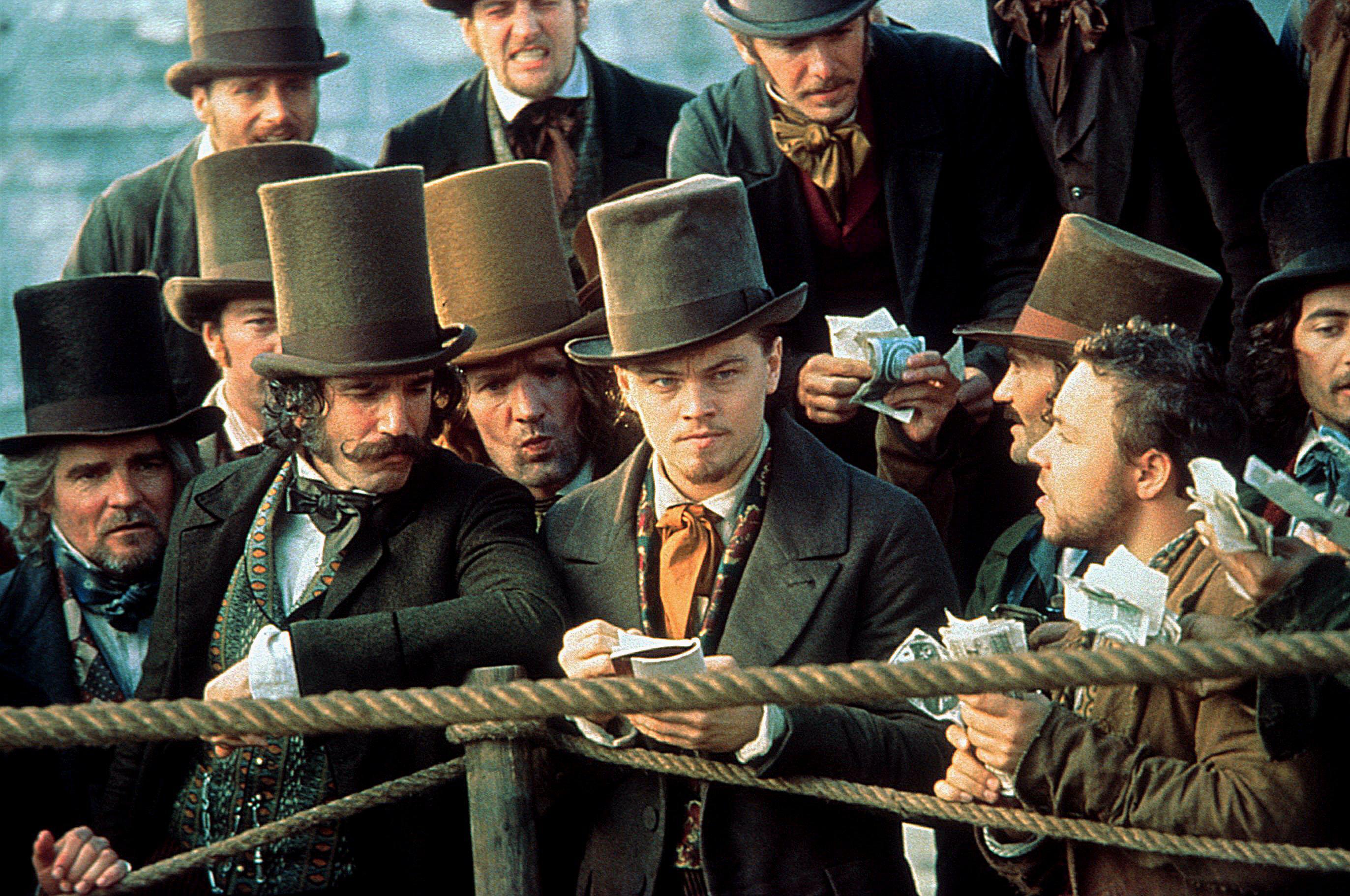 «Банды Нью-Йорка», 2002