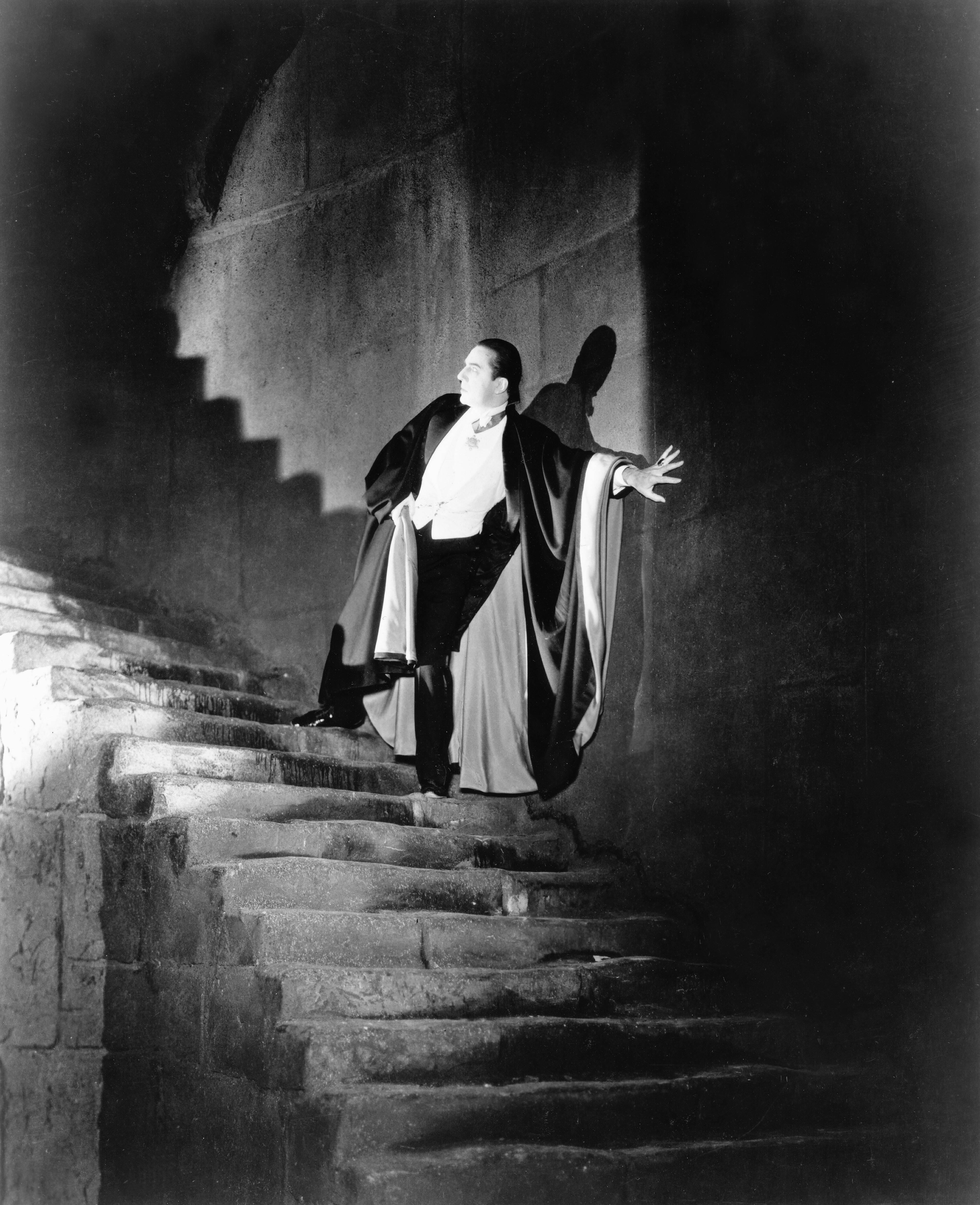 Кадр изфильма «Дракула», 1931 год