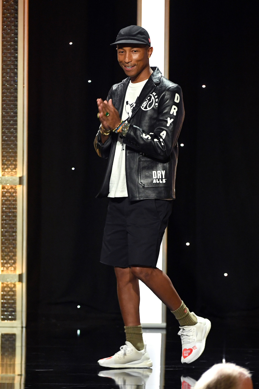 Фаррелл Уильямс нацеремонии Hollywood Song Award