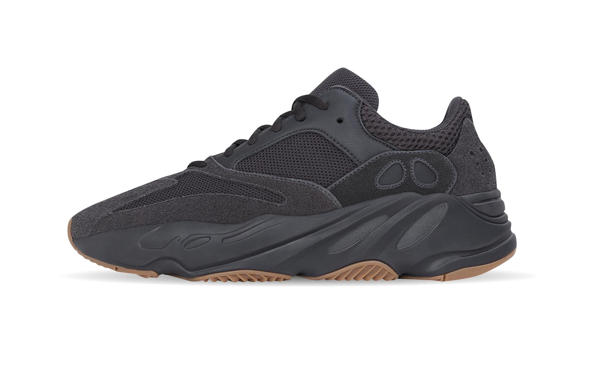 "adidas Yeezy Boost 700 ""Utility Black"""