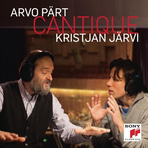 Arvo Pärt, Cantique