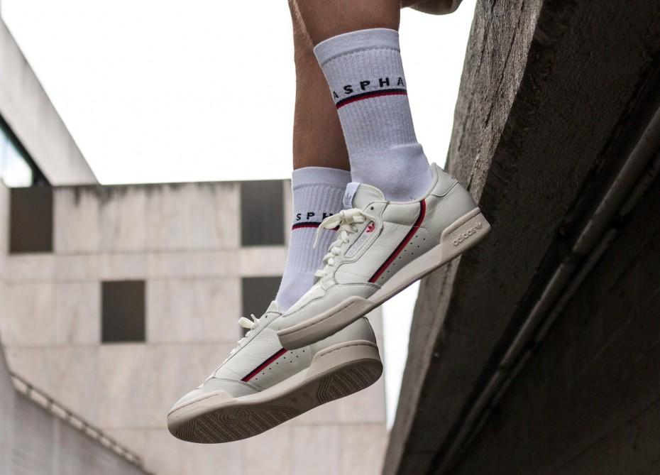 Кроссовки дня: adidas Originals Continental 80, выпущенные