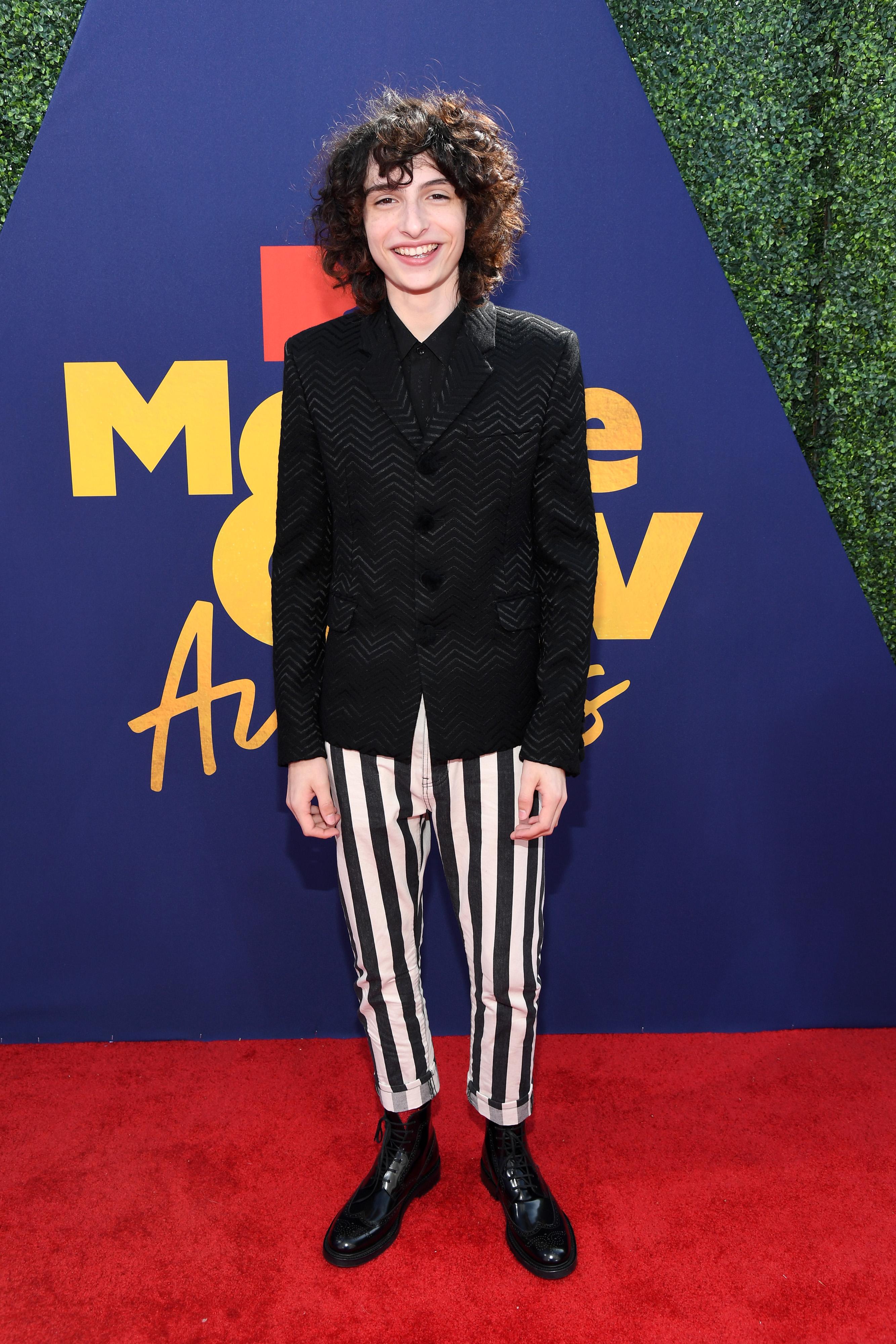 На церемонии MTV Movie & TV Awards 2019