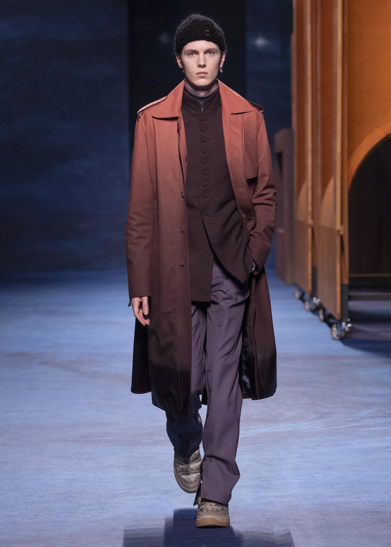 Dior Homme осень-зима 2021