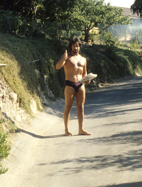 Сильвестр Сталлоне вМалибу, 1979
