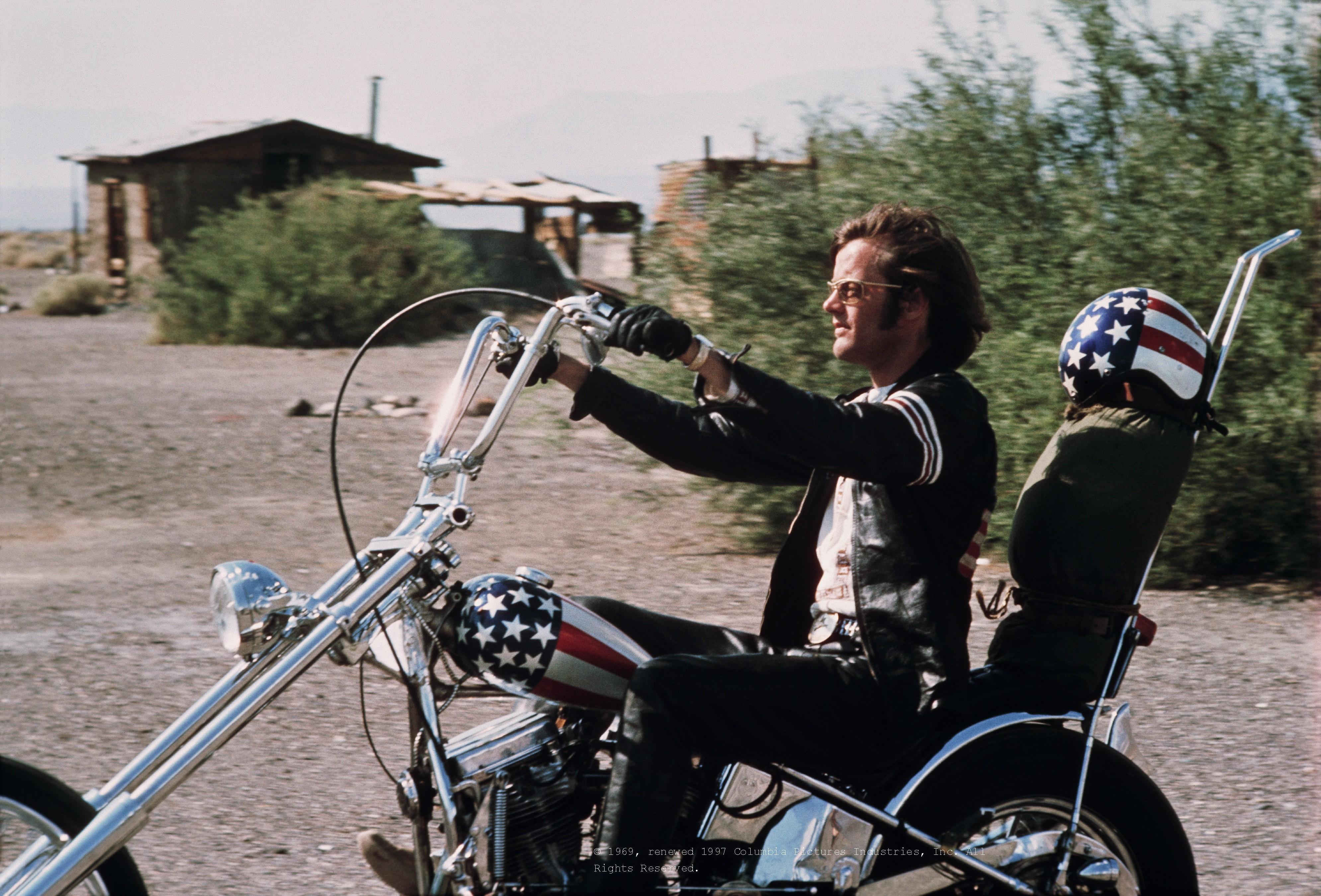 «Беспечный ездок», 1969