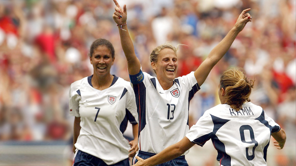 Dare to Dream: The story of the U.S. Women's Soccer Team (2005)