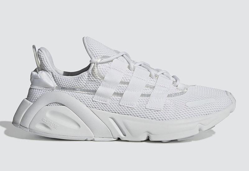 """adidas LXCON """"Triple White"""""""