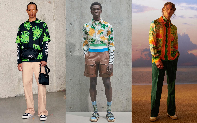 MSGM, Dior, Casablanca весна-лето 2021