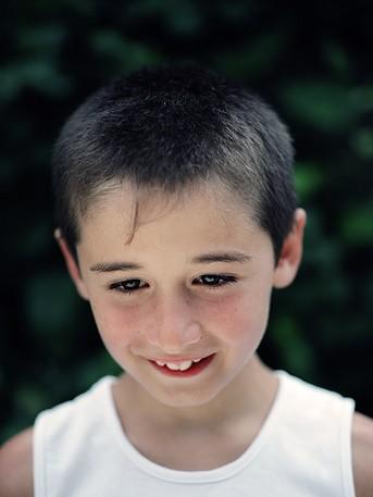 Сармат Боллоев, 8 лет