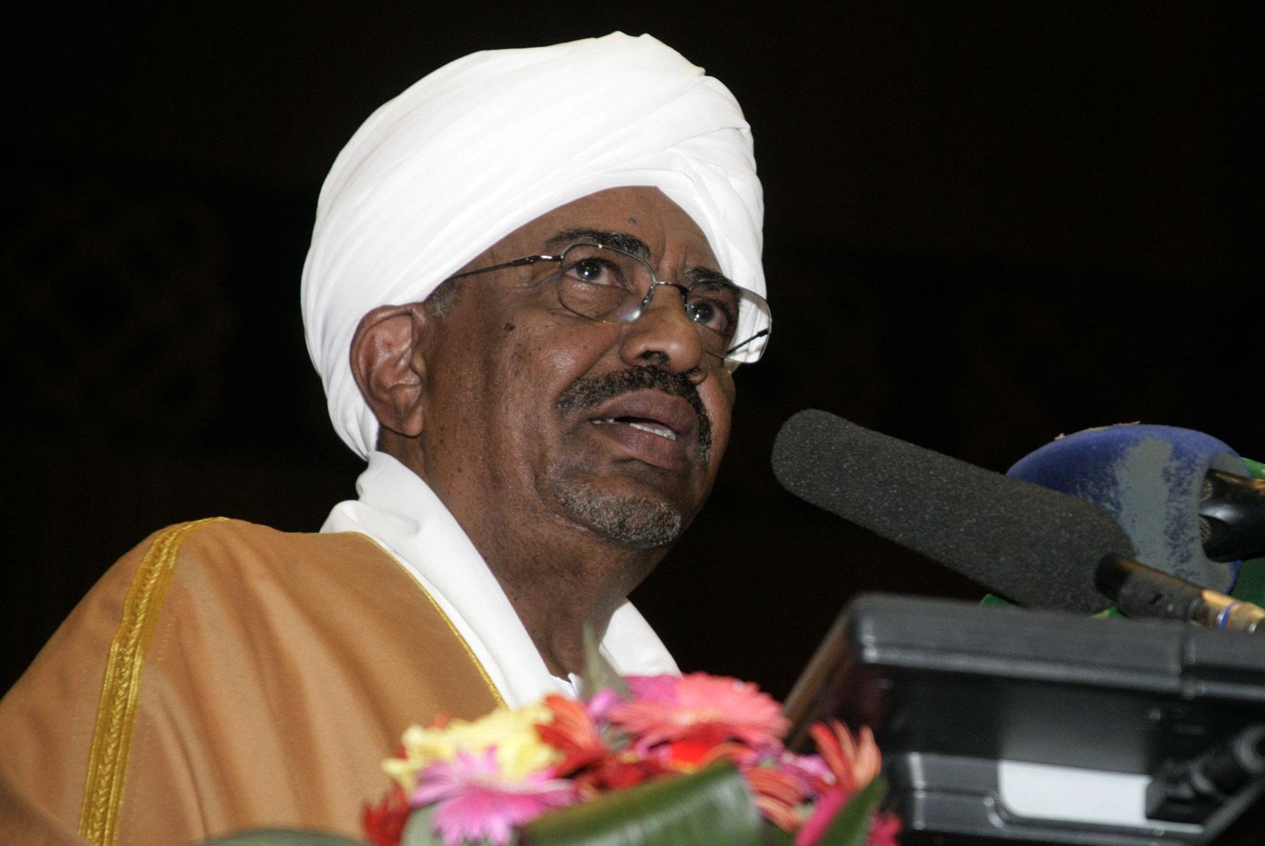 Омар аль-Башир
