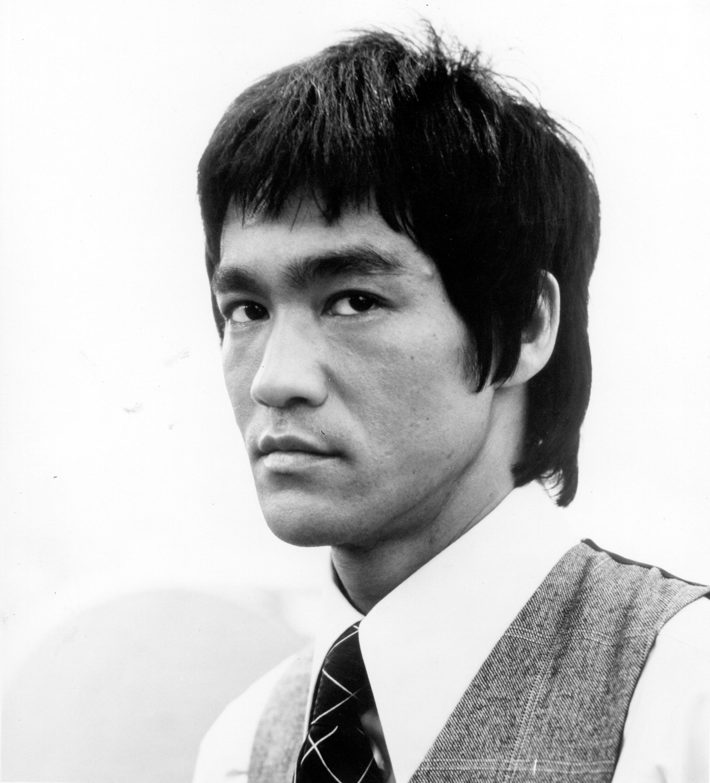 Брюс Ли в1970-м году.