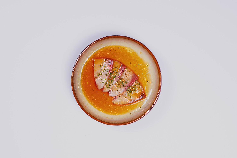 Блюдо вресторане Narval
