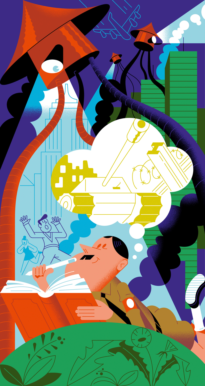 Иллюстрация: Сева Выводцев