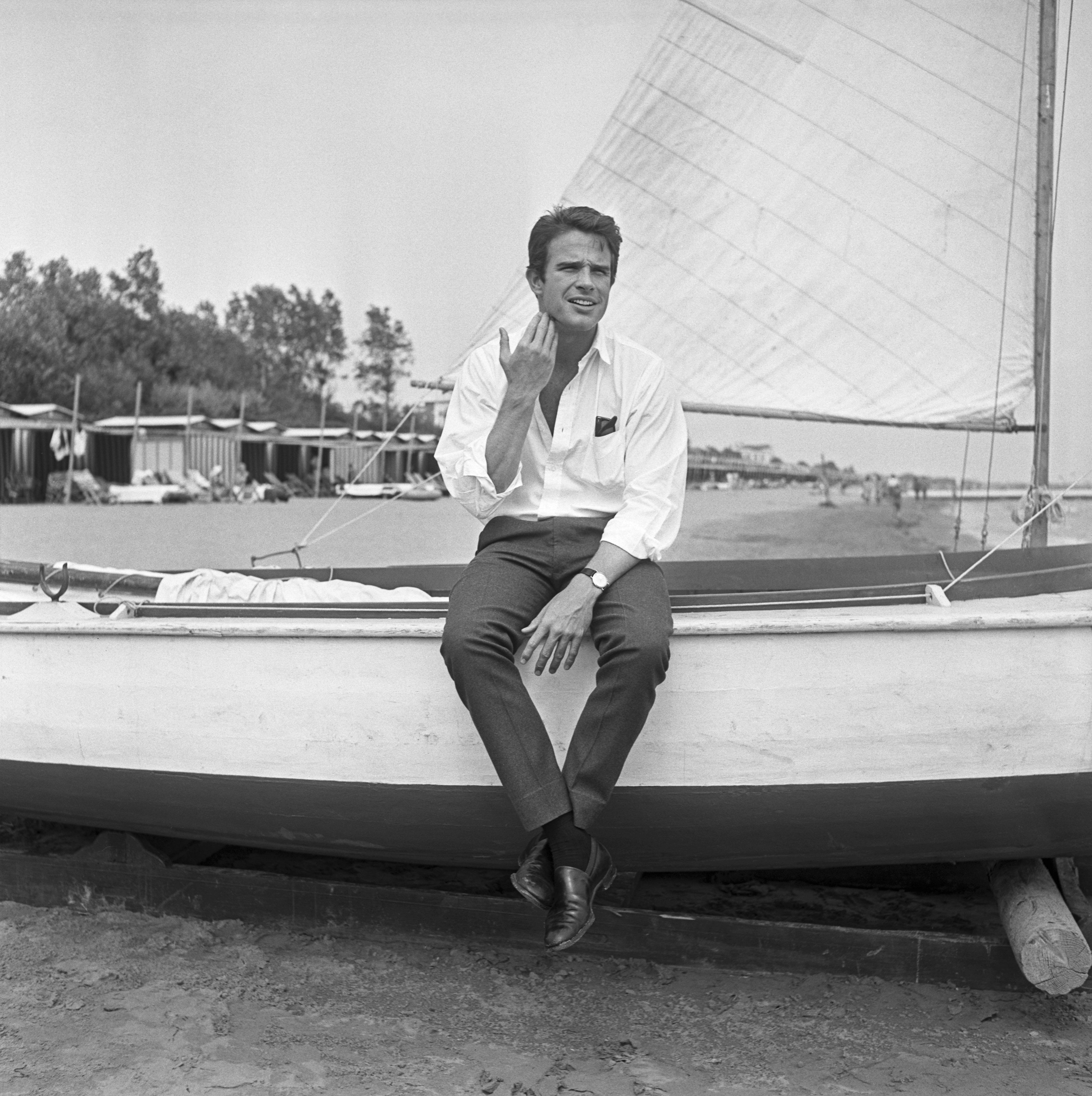Уоррен Битти, 1956