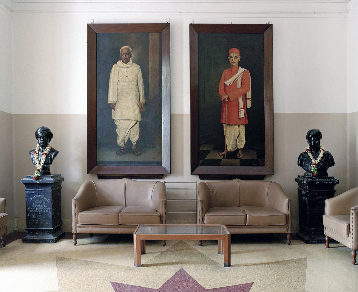 The Hindu, Ченнаи