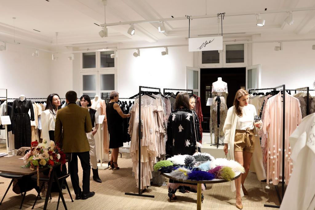 Шоурум Mode:Moscow нанеделе моды вПариже