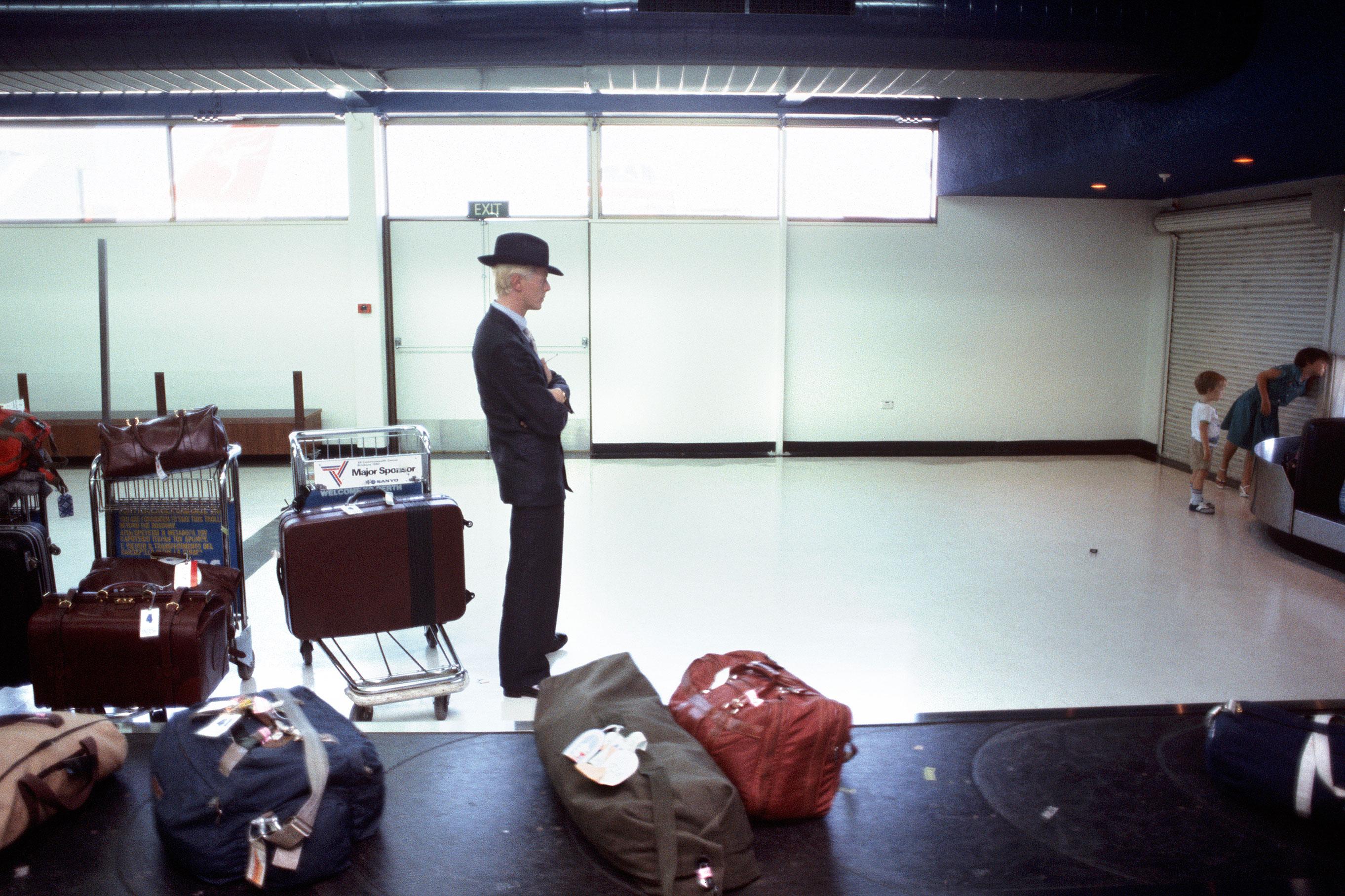 В ожидании багажа