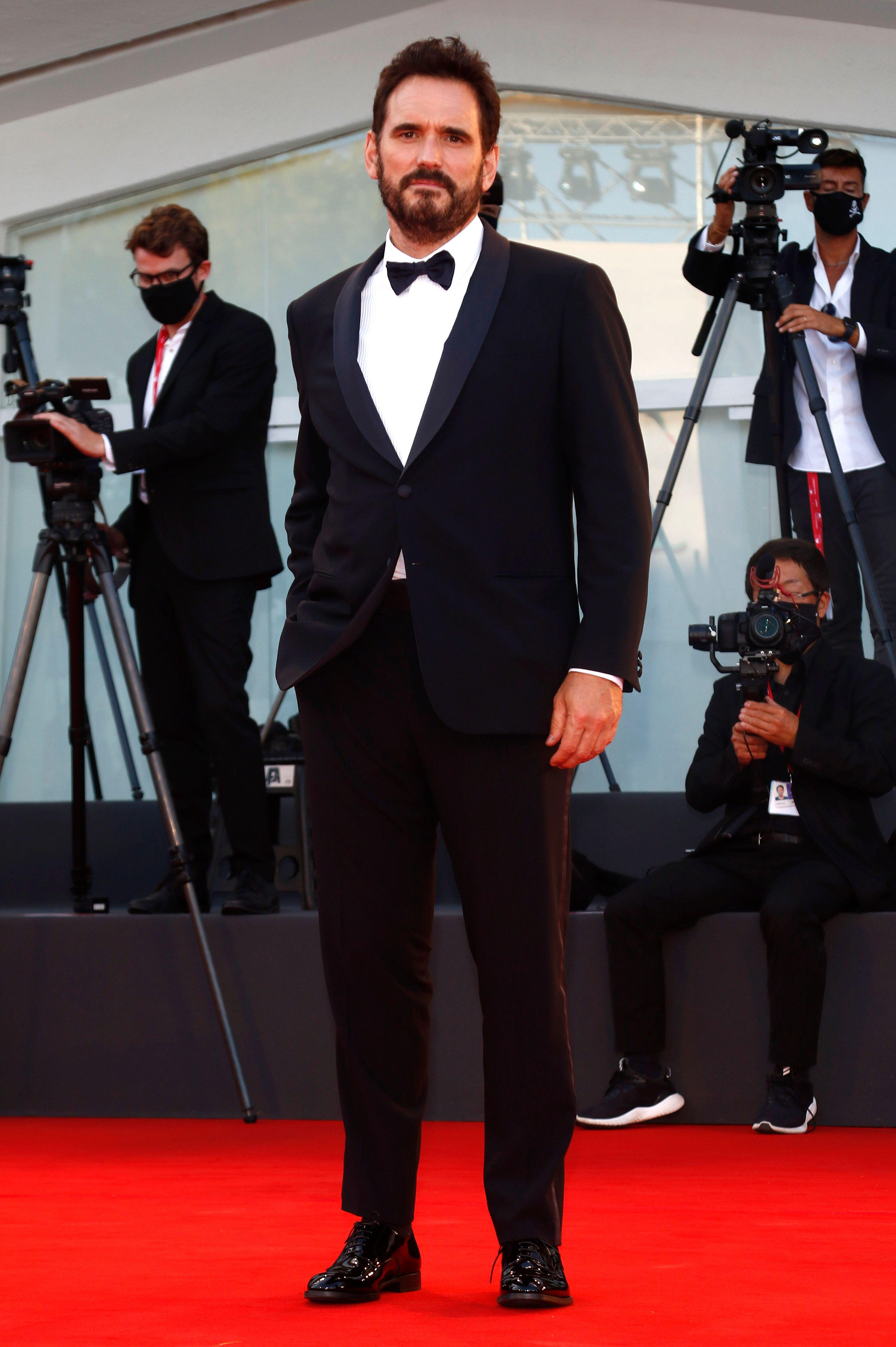 Venice, Italy. 02nd Sep, 2020. Matt Dillon Attending The 'Lacci/The Ties' Premiere And Opening Ceremony At The 77th Venice International Film Festival On September 2, 2020 КРЕДИТ