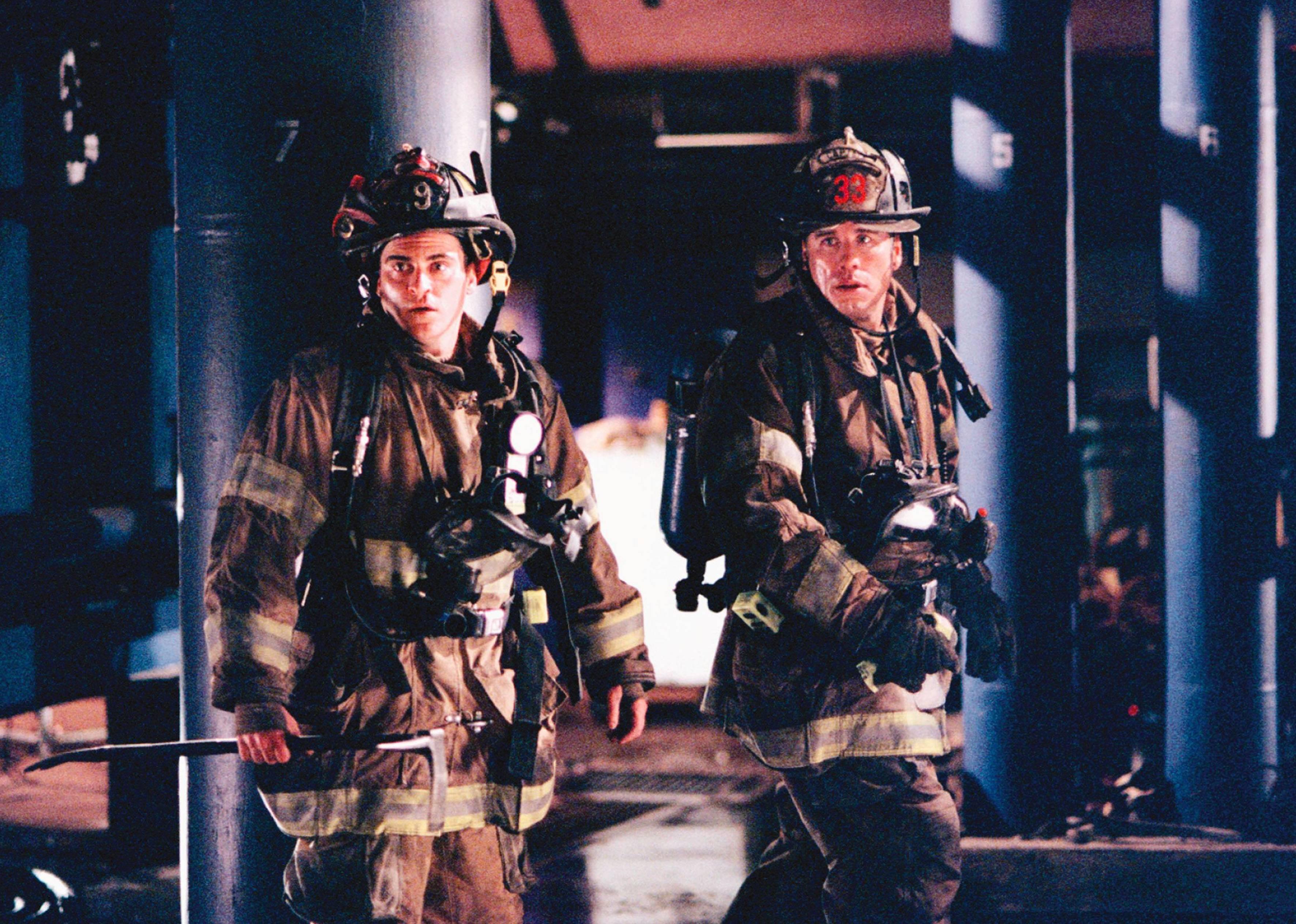 «Команда 49: Огненная лестница»