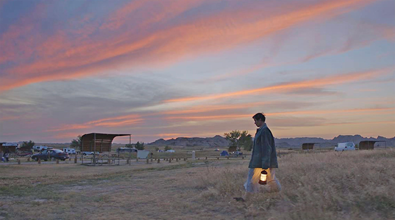 Земля кочевников фильм nomadland