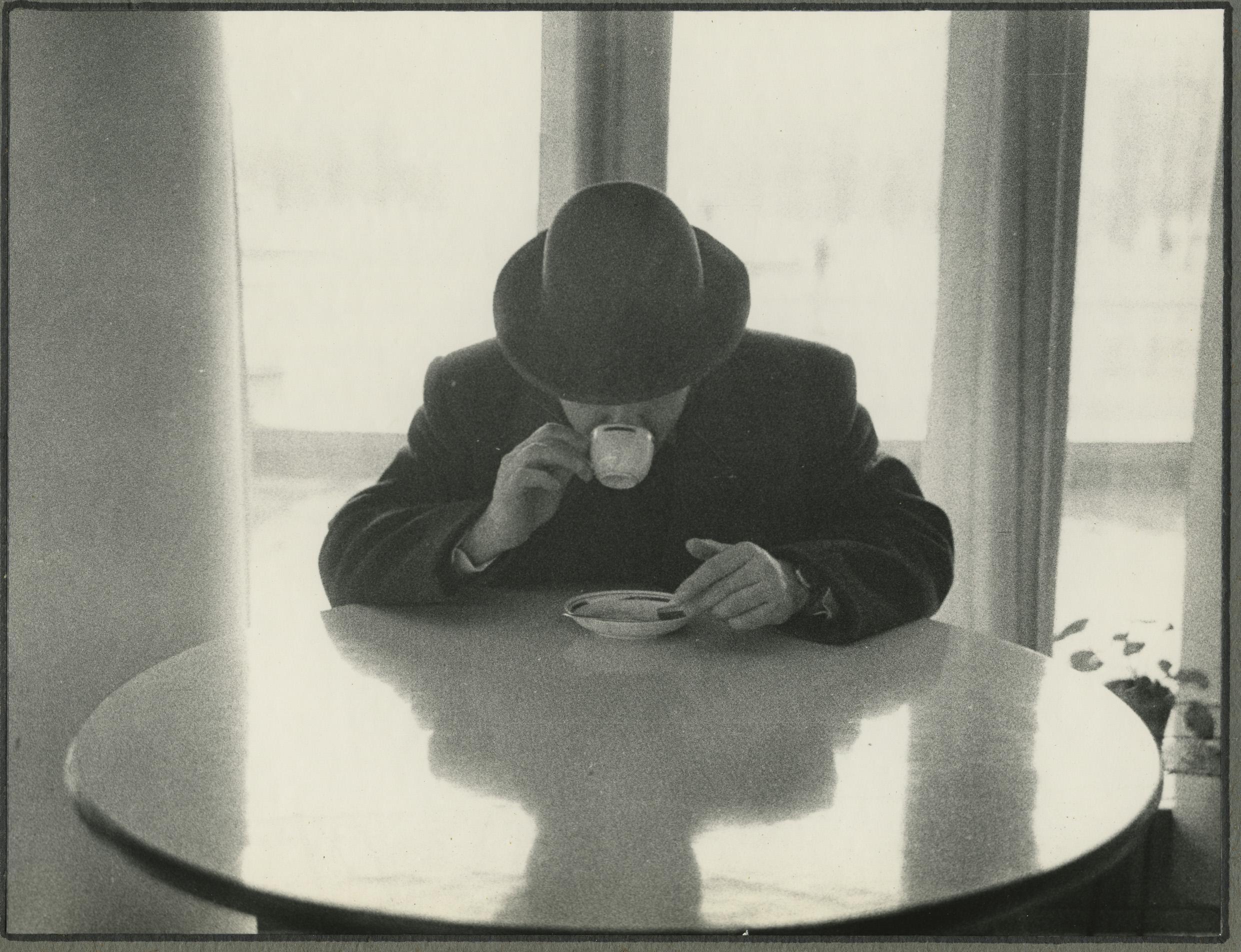 Александр Слюсарев. Весна. 1972. Серебряно-желатиновый отпечаток.