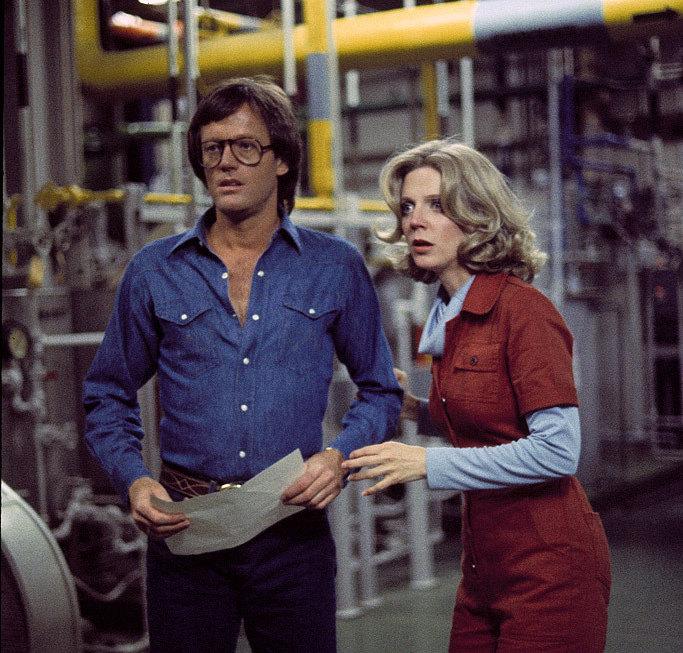 Фонда вфильме «Мир будущего», 1976