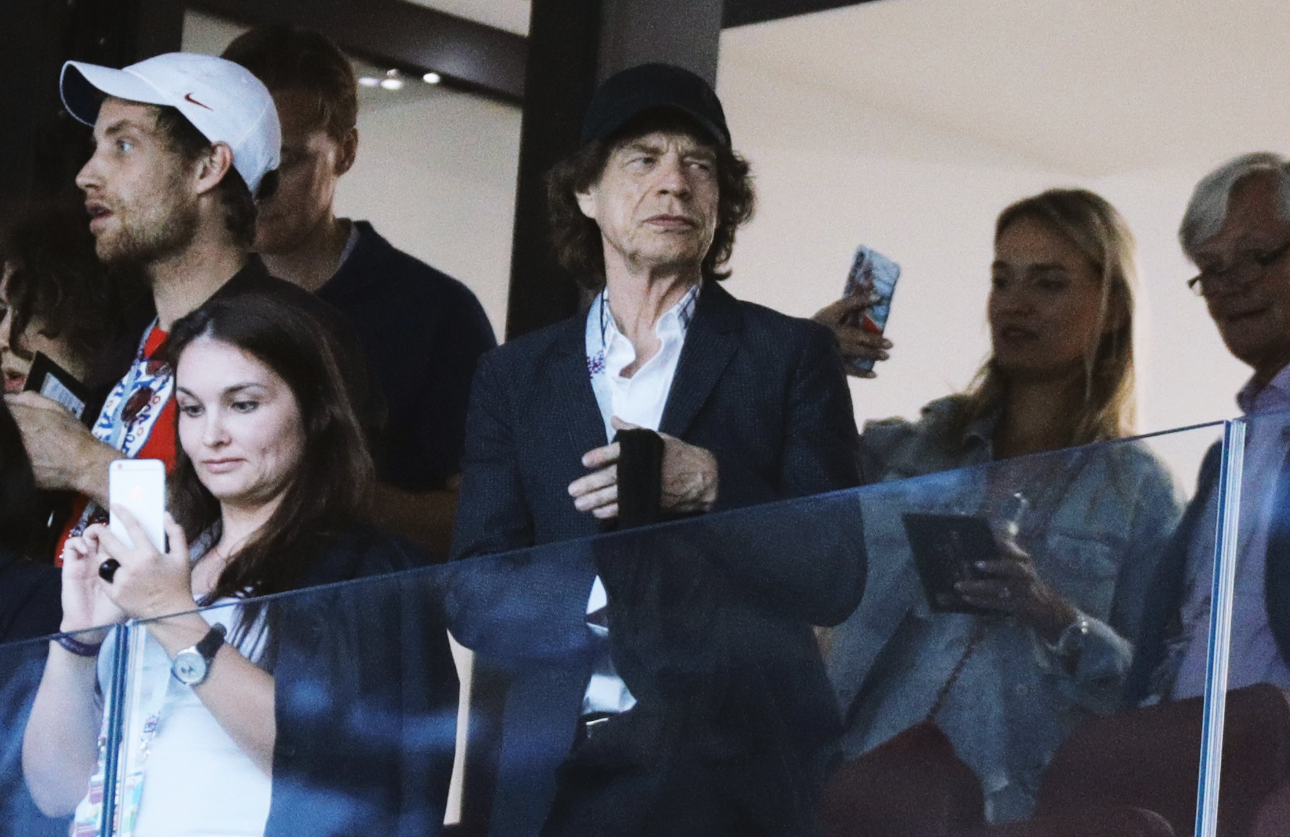 Мик Джаггер, вокалист The Rolling Stones