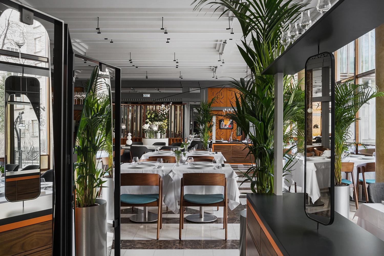 Ресторан Regent by Rico