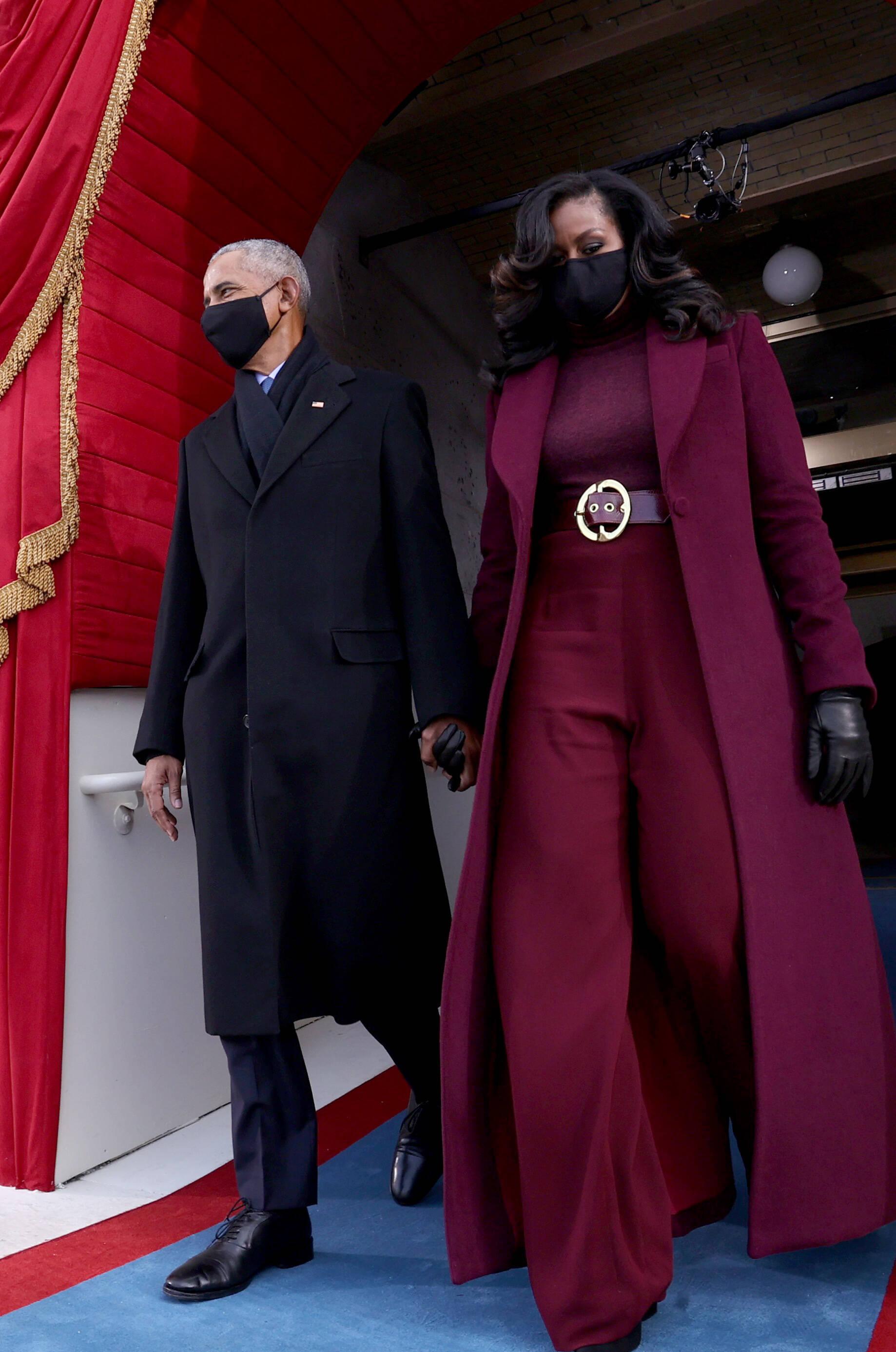 Барак Обама иМишель Обама