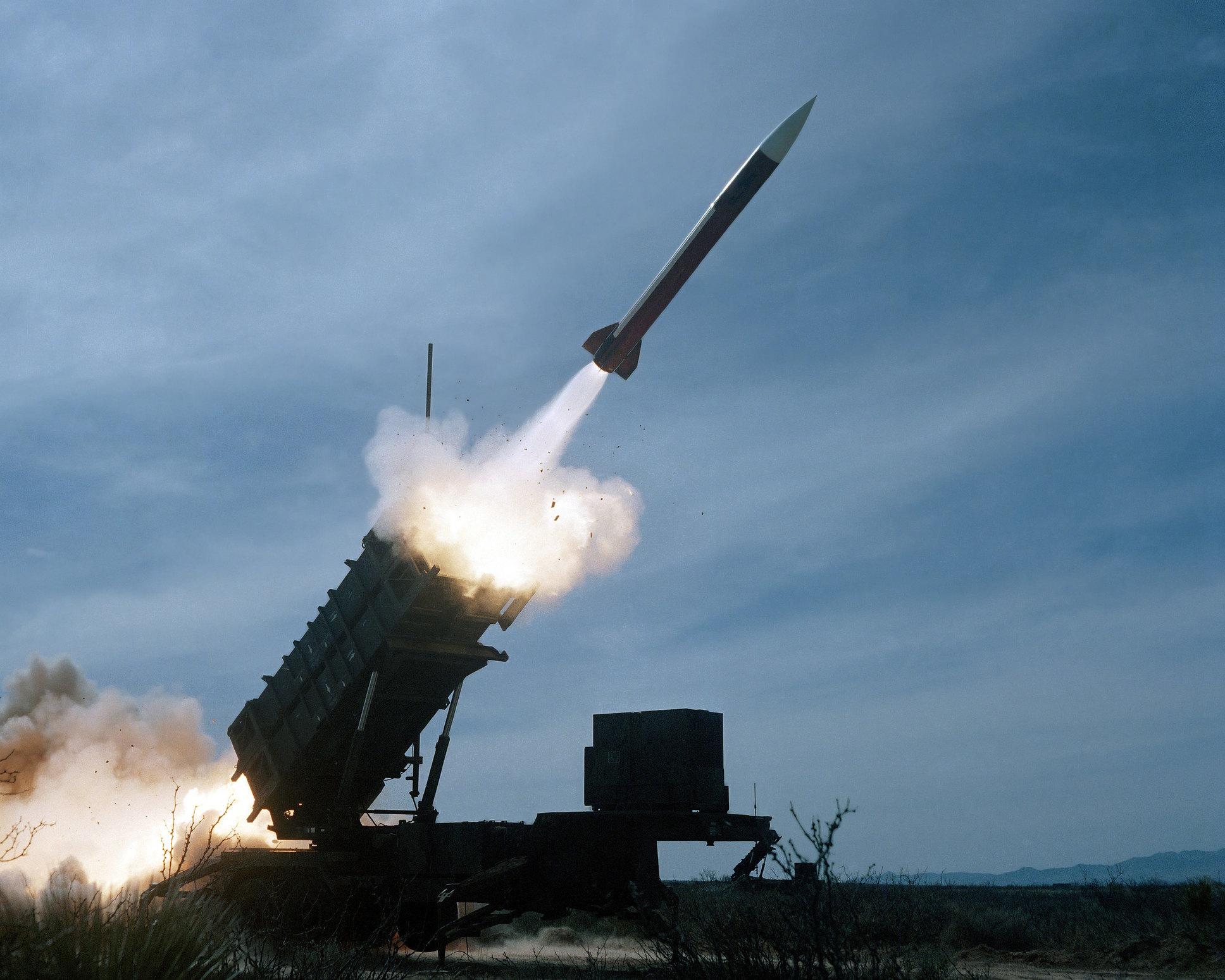 Система ПВО Patriot