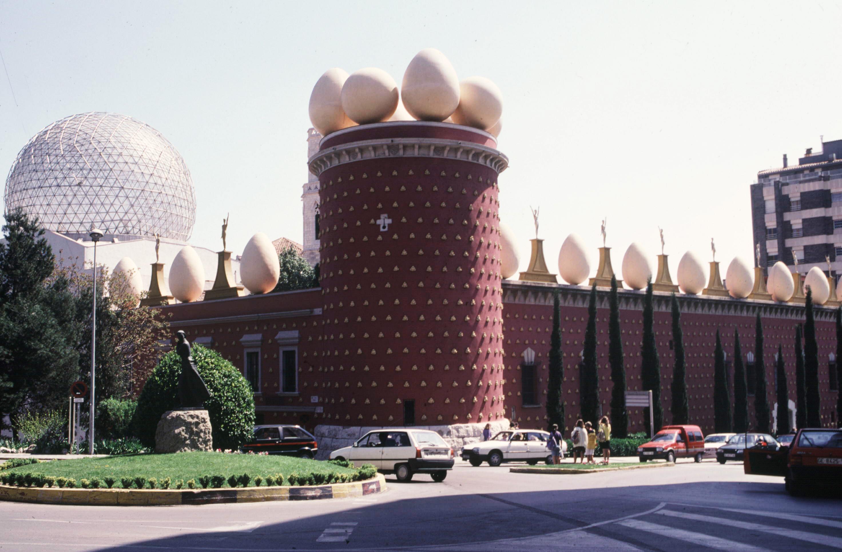 Театр-музей Дали вФигерасе