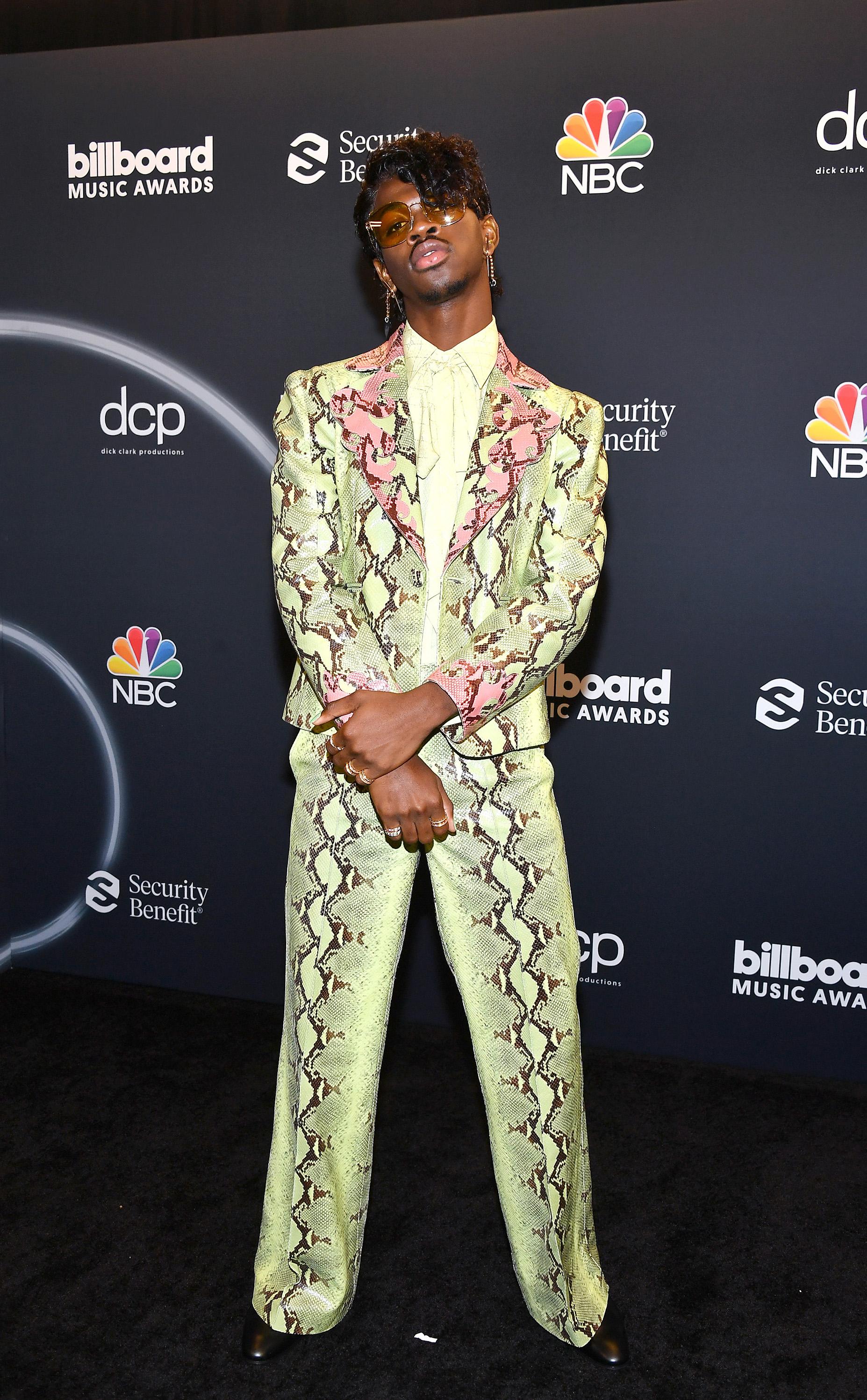 На Billboard Music Awards, 2020