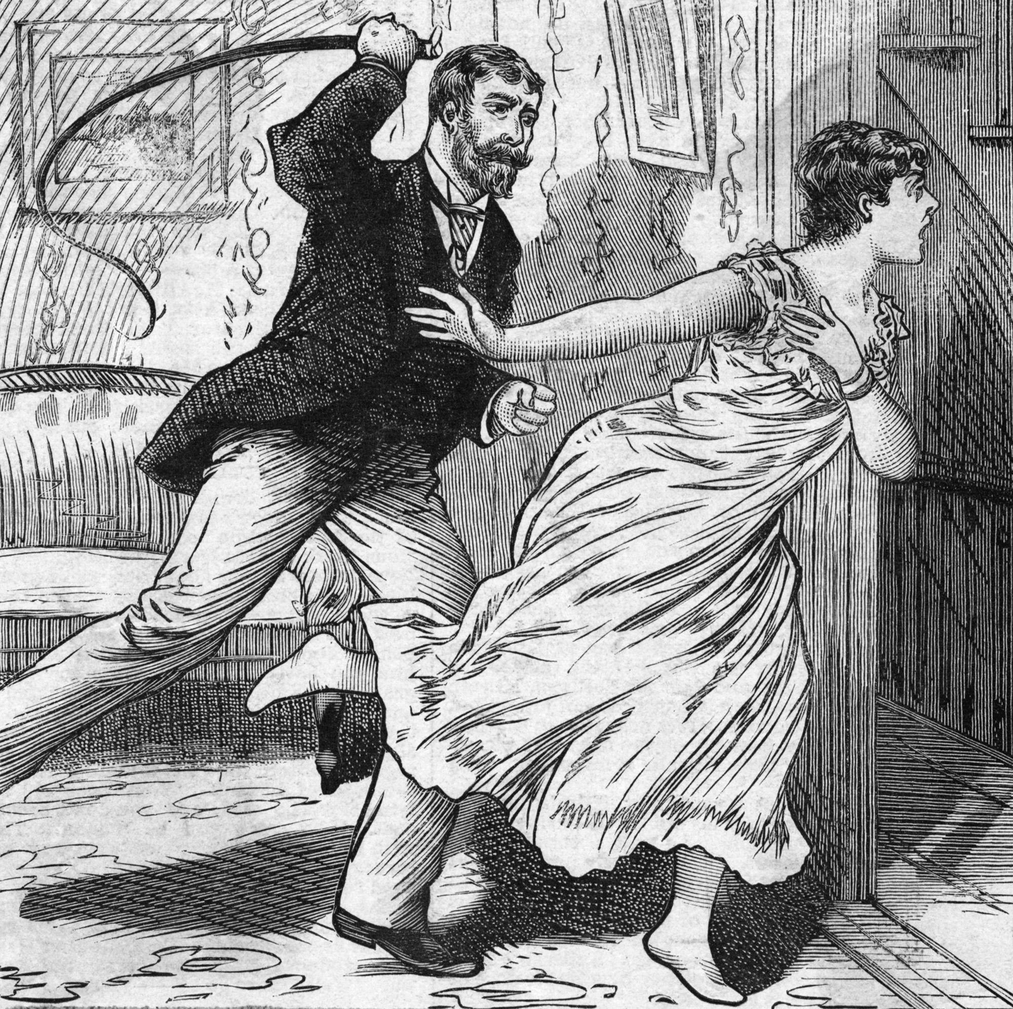 Ксилография, XIX век